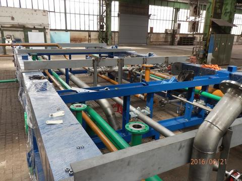 ZVU Engineering a.s., Czech R. - Production of skid units Poland
