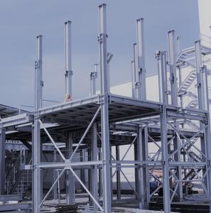 Manufacturing and installation of steel structures